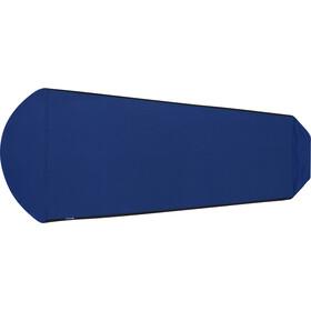 Sea to Summit Silk Stretch Betræk Mumieformet m. hætte, blå